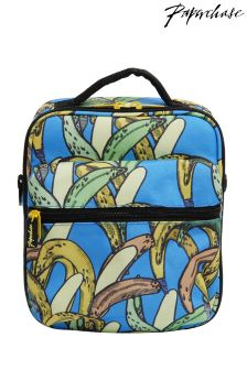 Paperchase Banana Shaped Lunch Bag