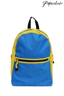 Paperchase Banana Backpack