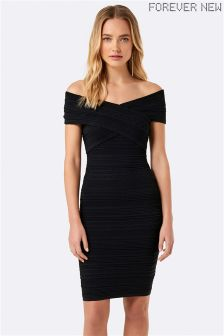 Forever New Cross Front Bandage Dress