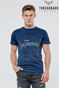 Threadbare Printed T-Shirt