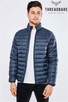 Threadbare Quilted Collar Jacket
