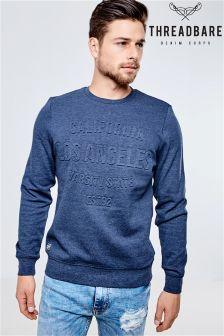 Threadbare Crew Neck Sweatshirt