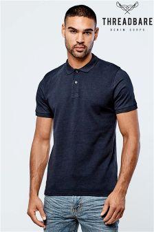 Threadbare Polo Short Sleeve Shirt
