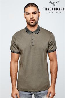 Threadbare Polo Short Sleeve Shirt