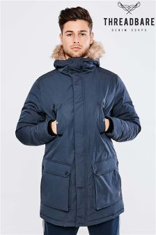 Threadbare Alpine Parka