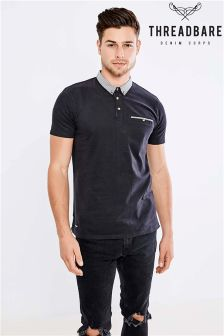 Threadbare Rosedale Polo Shirt