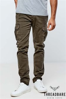 Threadbare Cargo Trousers