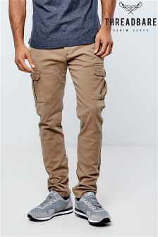 Threadbare Cargo Trousers