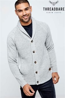 Threadbare Heavy Cardigan
