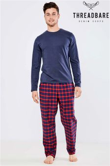 Threadbare Edwinson Loungewear Pyjamas Set