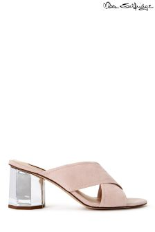 Miss Selfridge Cosmic Hexagon Mules