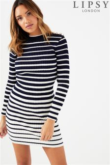Lipsy Knitted Dresses | A Selection Of Sizes Available