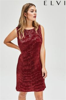 Elvi Sequinned Dress