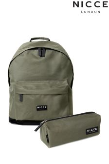 NICCE Core Backpack And Pencil Case Combo