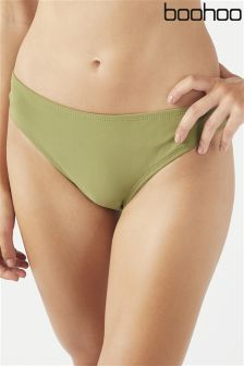 Boohoo Mix & Match Fixed Side Briefs