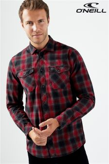 O'neill Check Print Shirt