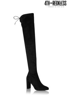 4th & Reckless Over The Knee Boots