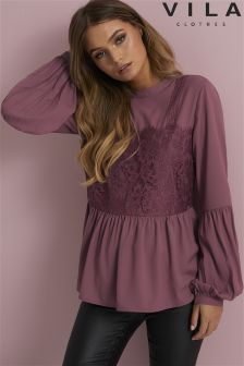 Vila Lace Blouse