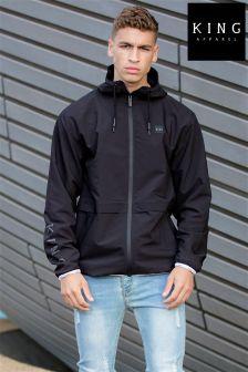 King Windbreaker Jacket