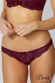 Boux Avenue Chloe Contrast Thong