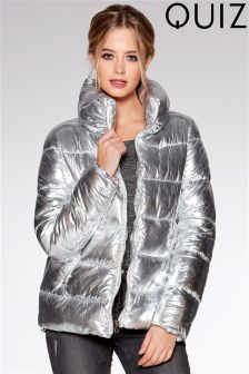 Quiz Padded Puffer Jacket