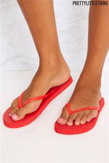 PrettyLittleThing Flip Flops
