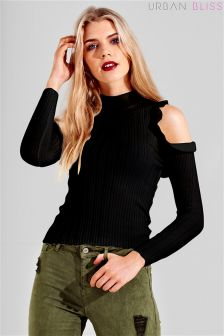 Urban Bliss Brooklyn Ruffle Jumper