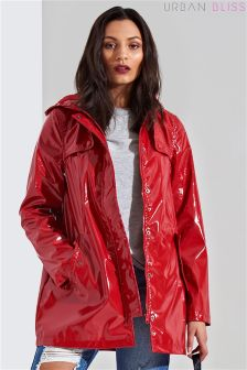 Urban Bliss Patent Coat
