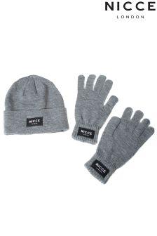 NICCE Men's Grey Gift Set
