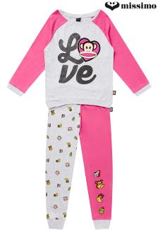 Missimo Paul Frank Relaxed Fit PJ Set