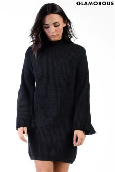 Glamorous Knitted Jumper Dress