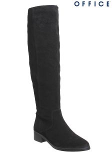 Office Slouch Knee High Boots