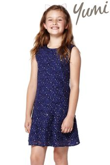 Yumi Girl Lace Dress