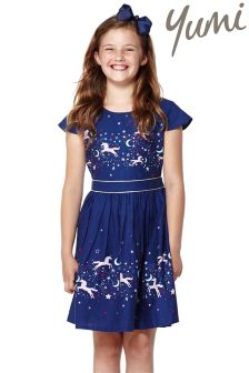 Yumi Girl Cotton Dress
