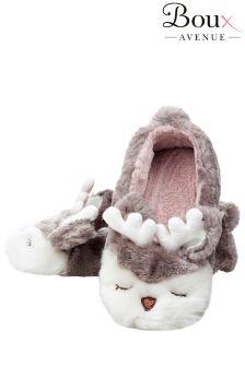 Boux Avenue Reindeer Pump