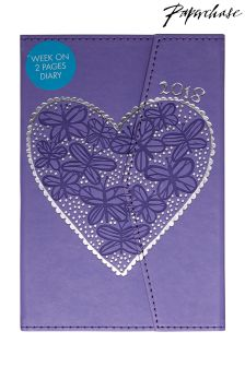 Paperchase A5 Magnetic Diary