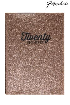 Paperchase Large Vinyl Diary