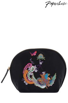 Paperchase Gold Palace Embroidered Make Up Bag
