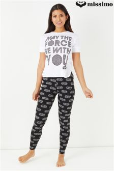 Missimo Ladies Starwars PJ Set