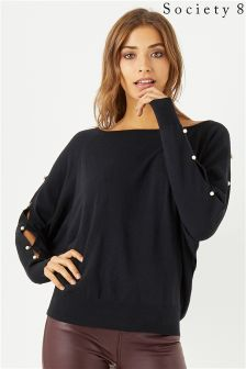 Society 8 Batwing Jumper