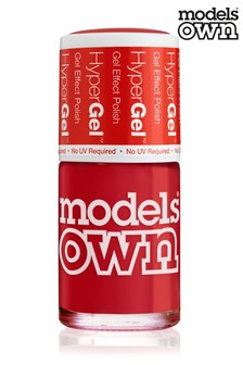 Models Own Hypergel Polish Red Lustre
