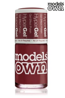 Models Own Hypergel Polish Brunette Red