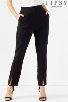 Lipsy Split Front Cigarette Trousers