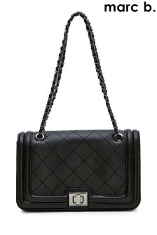 Marc B Cross Body Chain Bag