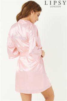 Lipsy Bridesmaid Robe