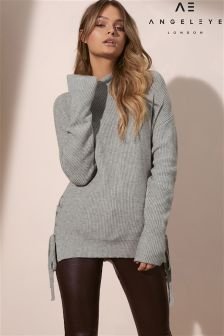 Angeleye High Neck Jumper
