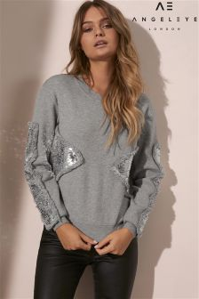 Angeleye Sequin Jumper