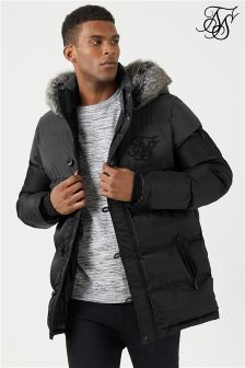 Siksilk Reflective Upper Puff Parka