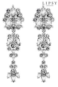 Lipsy Statement Crystal Drop Earring
