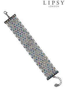 Lipsy Rainbow Crystal Bracelet
